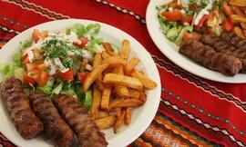 ארוחה זוגית בלקנית בוויטושה