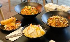 ארוחה זוגית באצה ATZA סושי בר
