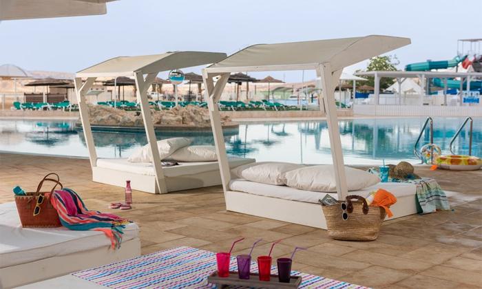 11 יום כיף במלון לאונרדו קלאב ים המלח