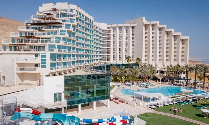 5 יום כיף במלון לאונרדו קלאב ים המלח