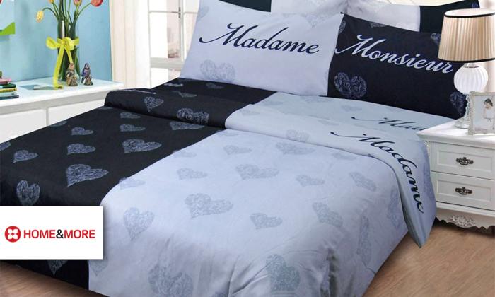 2 סט מצעים למיטה זוגית
