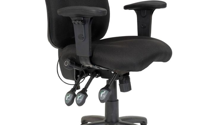 """4 דיל ל-48 שעות: ד""""ר גב - כיסא מחשב DELTA - משלוח חינם"""