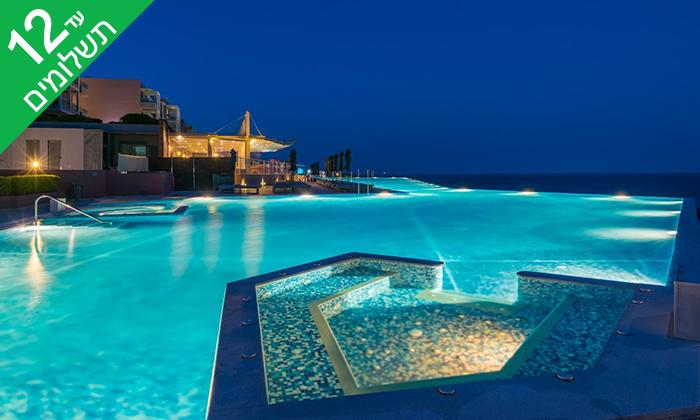 10 יוני באי היווני קוס - מלון 5 כוכבים מפנק