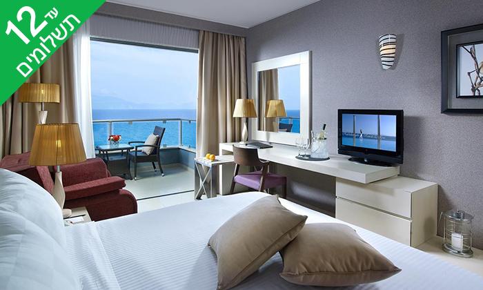 6 יוני באי היווני קוס - מלון 5 כוכבים מפנק