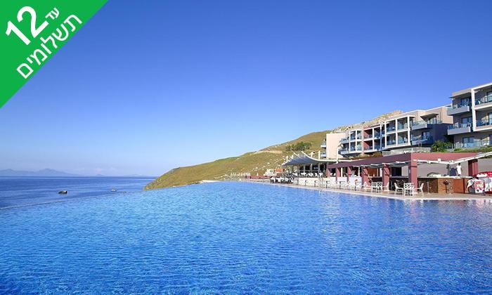 11 יוני באי היווני קוס - מלון 5 כוכבים מפנק
