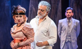 המחזה זורבה היווני ב'הבימה'