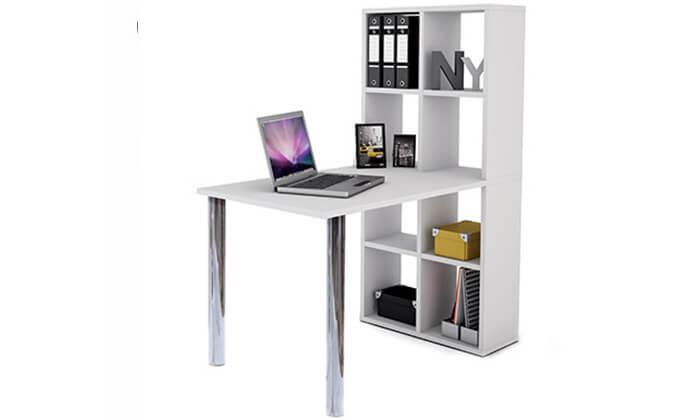 3 שולחן כתיבה משולב כוורת מבית הום דקור