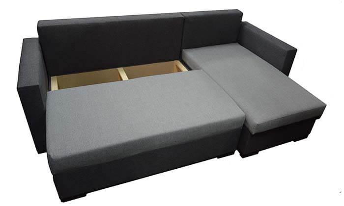 4 מערכת ישיבה נפתחת למיטה מבית הום דקור