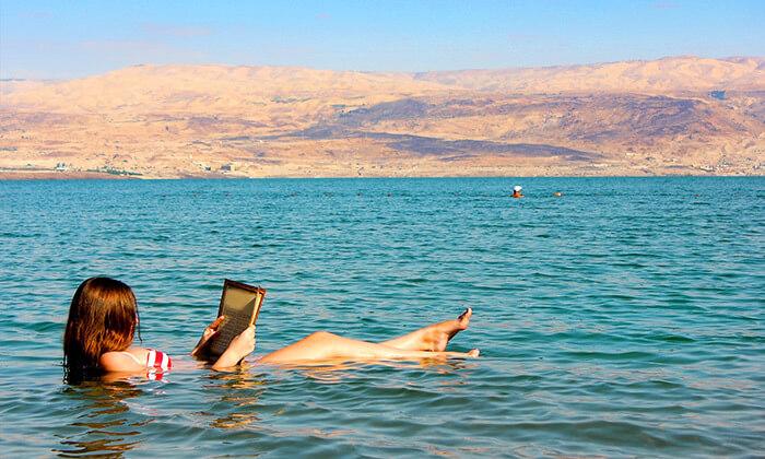 2 חוף ביאנקיני בים המלח