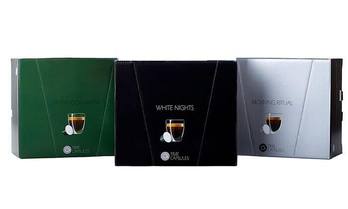 2 מארז 100 קפסולות קפה תואמות Nespresso - משלוח חינם!