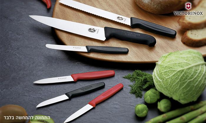 2 סט סכיני חיתוך מבית VICTORINOX