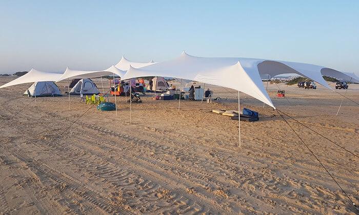 5 EventShade אוהל ענק לאירועים מבית טרנקילו