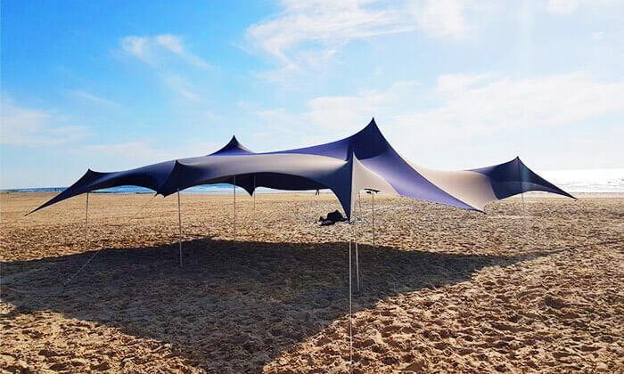 7 EventShade אוהל ענק לאירועים מבית טרנקילו