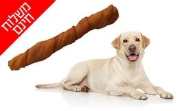 רול עור לכלב