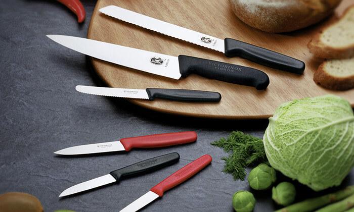 3 סט סכינים מבית VICTORINOX
