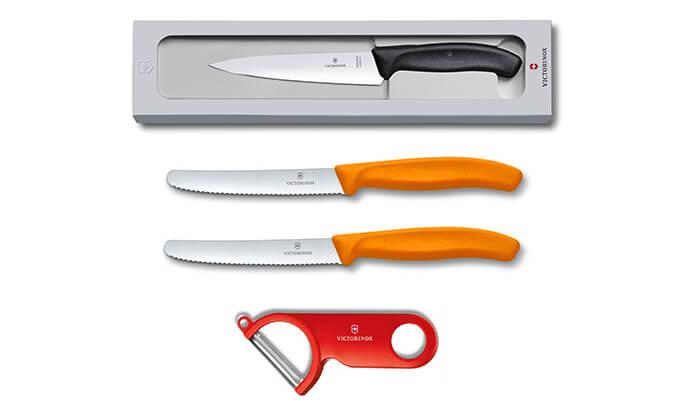 6 סט סכינים מבית VICTORINOX