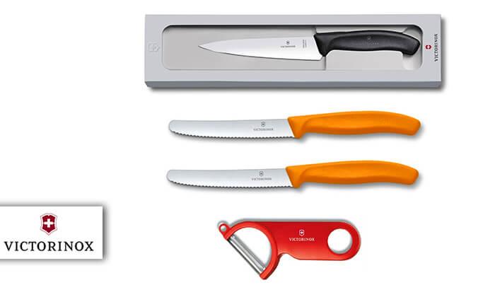 2 סט סכינים מבית VICTORINOX