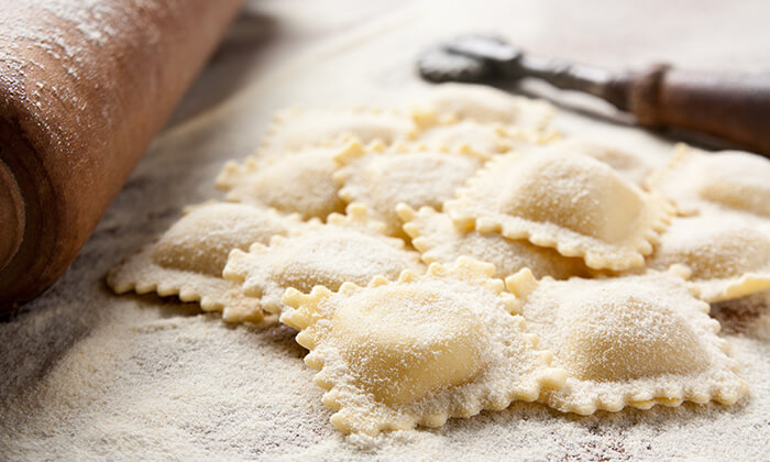 4 סדנאות אוכל איטלקי של השף ג'אקומו, הוד השרון