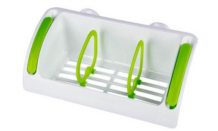 3 מדף אחסון לאמבט ולמטבח