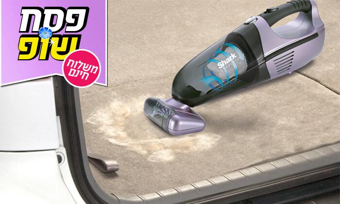 5 שואב אבק ידני נטען Power Perfect דגם SV769 - משלוח חינם!