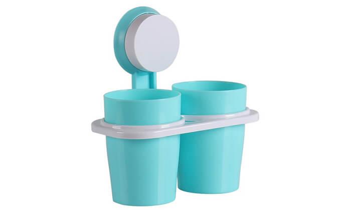 3 כוסות תלייה לאמבטיה