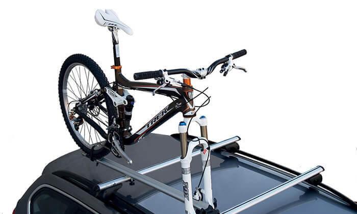 4 מנשא אופניים לגג הרכב Menabo