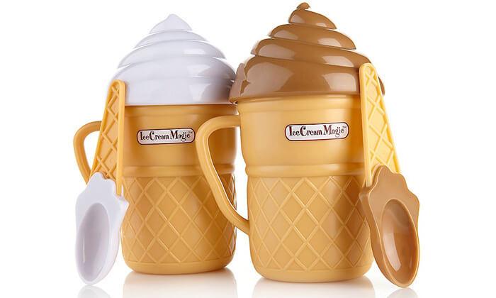 2 מכין גלידה ביתית לילדים