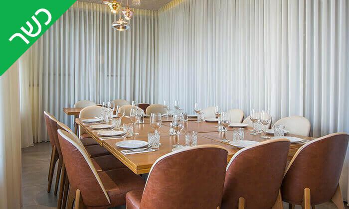 15 פסקדוס מסעדת דגים כשרה בירושלים