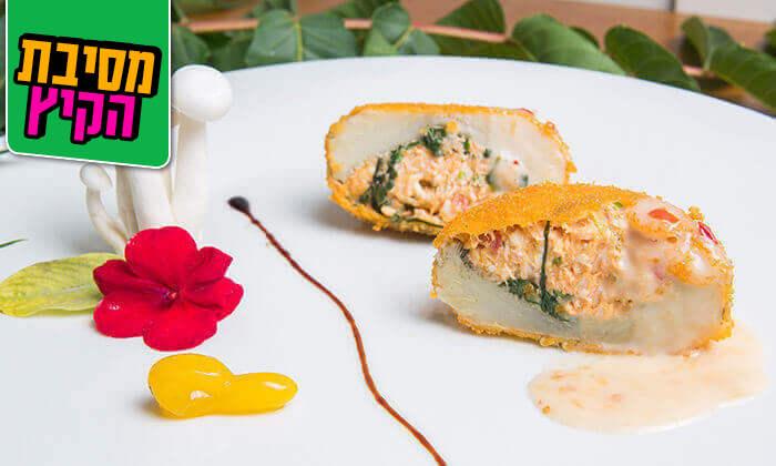3 פסקדוס מסעדת דגים כשרה בירושלים