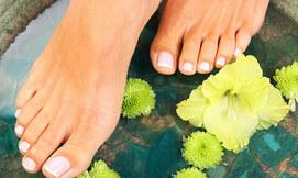 5 טיפולים בפטרת באצבעות