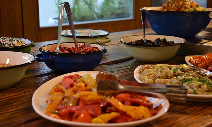 5 ארוחת בוקר או יום כיף בספא וילה ויטראז'