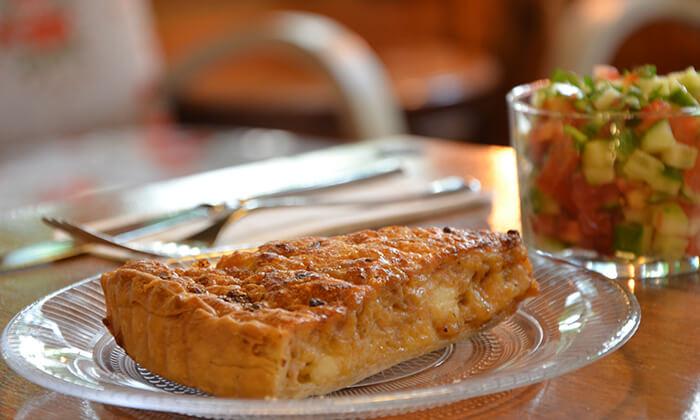 6 ארוחת בוקר או יום כיף בספא וילה ויטראז'