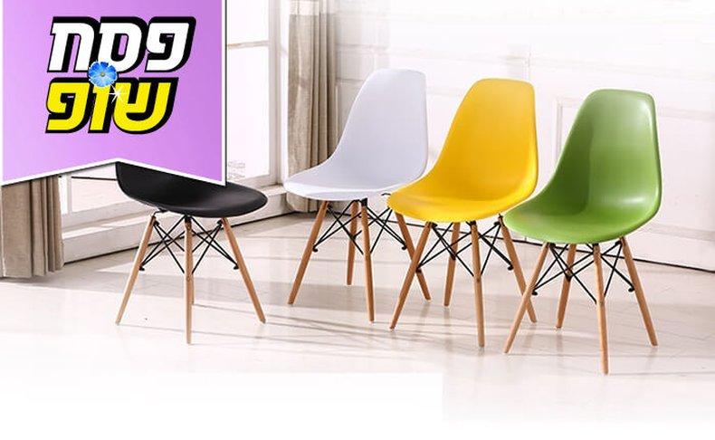 כיסא מעוצב לפינת אוכל