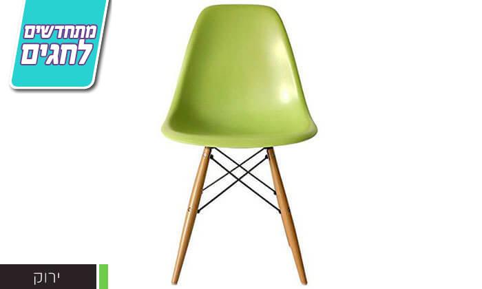 6 כיסא מעוצב לפינת האוכל
