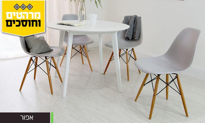8 כיסא מעוצב לפינת האוכל