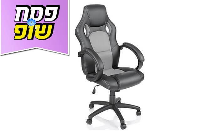 7 כיסא מנהלים אורטופדי