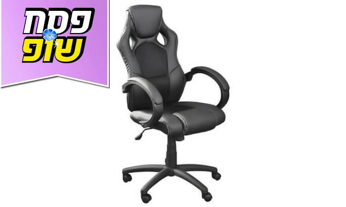 8 כיסא מנהלים אורטופדי