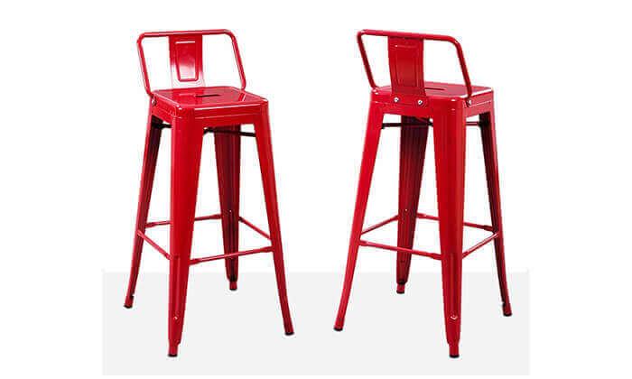 3 כיסא בר בעיצוב אורבני