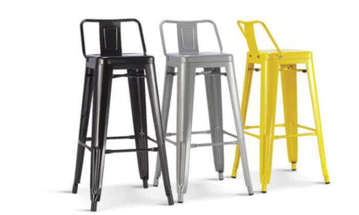 5 כיסא בר בעיצוב אורבני