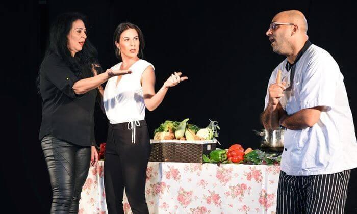 2 המופע מבשלים זוגיות