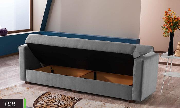 5 ספה נפתחת למיטה