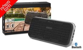 רמקול Bluetooth נייד עמיד למים
