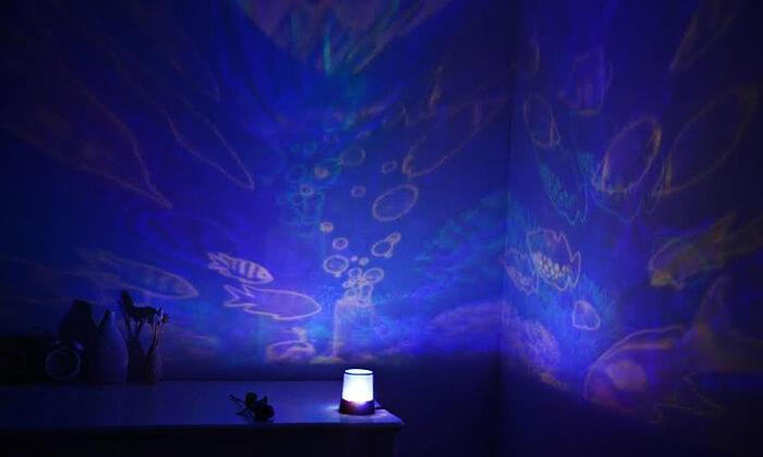 2 מנורת לד מיוחדת לחדר הילדים