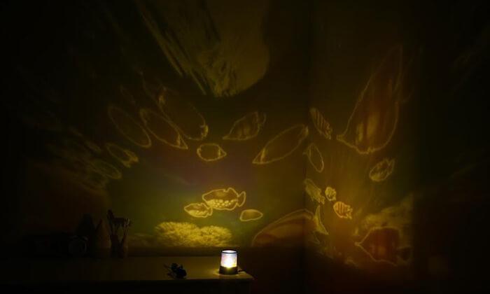 3 מנורת לד מיוחדת לחדר הילדים