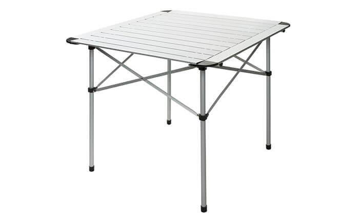 4 שולחן קמפינג מתקפל