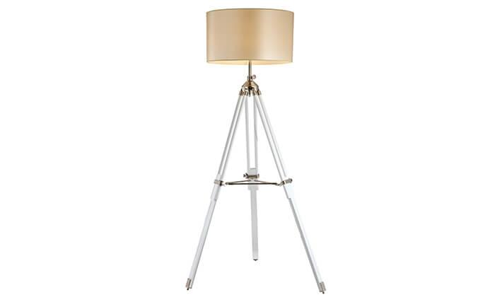 2 מנורת אהיל מעוצבת