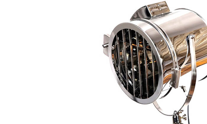 5 מנורת רטרו מעוצבת