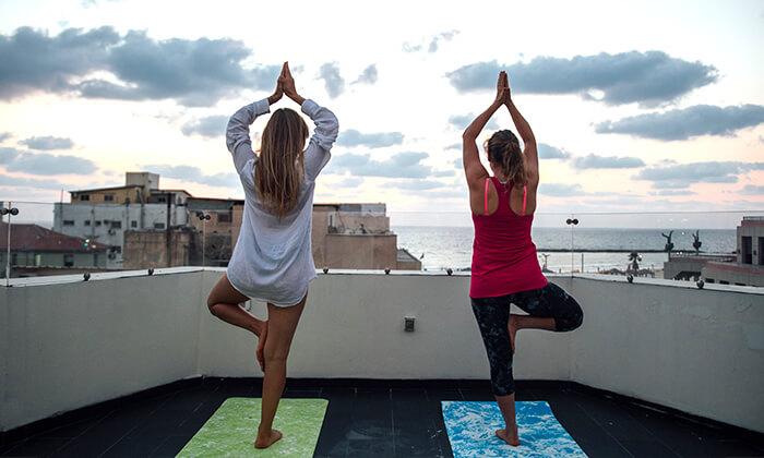 4 ימי כיף ופינוק בספא מלון בל מול הים, הירקון תל אביב
