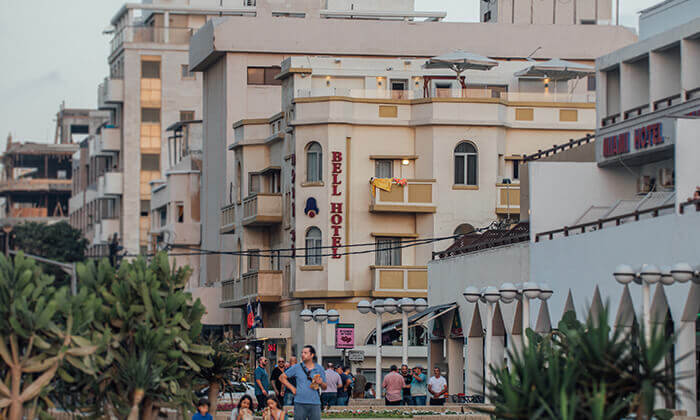 7 ימי כיף ופינוק בספא מלון בל מול הים, הירקון תל אביב