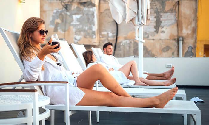 15 ימי כיף ופינוק בספא מלון בל מול הים, הירקון תל אביב